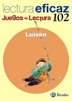LUISÓN JUEGO LECTURA