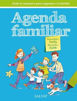 AGENDA FAMILIAR SEPTIEMBRE 2013-DICIEMBRE 2014