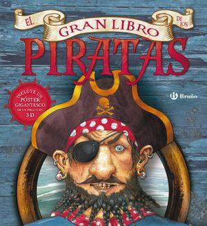 EL GRAN LIBRO DE LOS PIRATAS