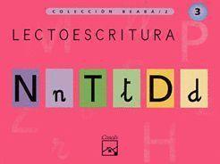 LECTOESCRITURA CUAD 3 BEABA/2