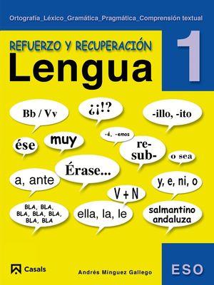 REFUERZO DE LENGUA 1 ESO REPASA Y APRUEBA 07 EDICION LOE