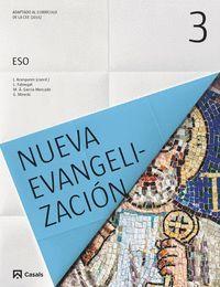 NUEVA EVANGELIZACION 3 ESO (2015) LOMCE
