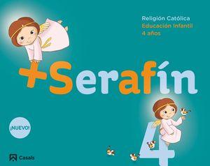 RELIGION + SERAFÍN (4 AÑOS)