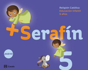 RELIGION + SERAFÍN (5 AÑOS)