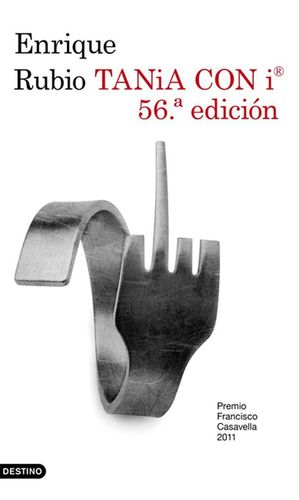 TANIA CON I 56.ª EDICIÓN