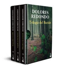 ESTUCHE TRILOGIA DEL BAZTAN (3 VOL. BOLSILLO)