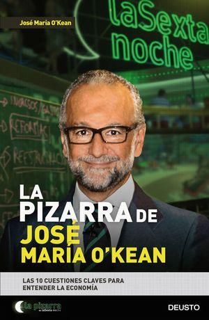 LA PIZARRA DE JOSE MARIA O'KEAN
