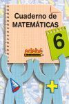 CUADERNO DE MATEMATICAS Nº6 2ºEP