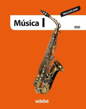MUSICA I ESO (INCLUYE DVD) (2016)