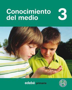 CONOCIMIENTO DEL MEDIO 3