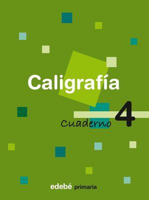 CUADERNO CALIGRAFIA 4 EJERCITACION 2008