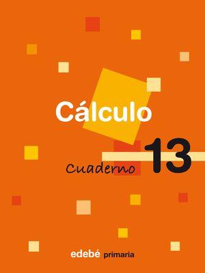 CUADERNO DE CALCULO 13 5ºEP 2009