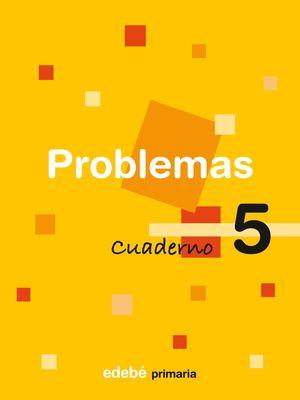 CUADERNO PROBLEMAS 5ºEP 2009