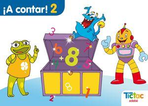 PROYECTO TIC-TAC A CONTAR CUADERNO 2 EDUCACION INFANTIL