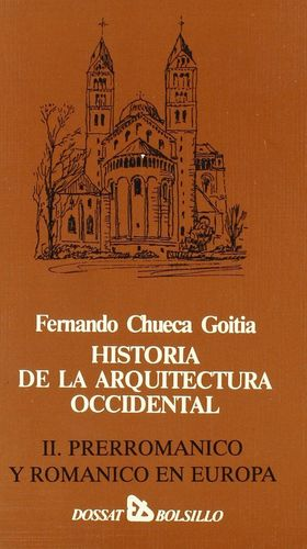 HISTORIA DE LA ARQUITECTURA OCCIDENTAL II