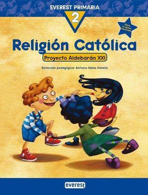 RELIGION 2º EP PROYECTO ALDEBARAN
