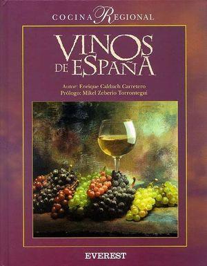 VINOS DE ESPAÑA  (T)