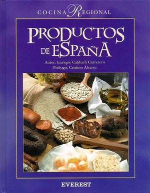 PRODUCTOS DE ESPAÑA (T)
