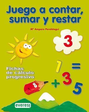 JUEGO A CONTAR, SUMAR Y RESTAR 3