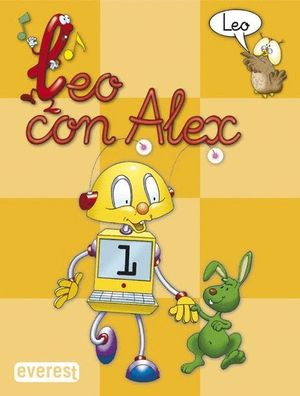 LEO CON ALEX 1 LEO  (CARTILLA)