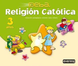 RELIGION 3 AÑOS 05 DEBA