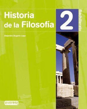 HISTORIA DE LA FILOSOFÍA 2º BACHILLERATO