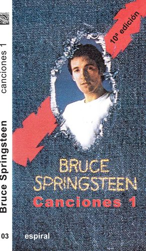 CANCIONES I BRUCE SPRINGSTEEN