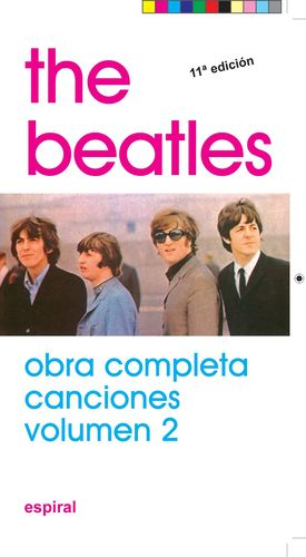 CANCIONES VOL. II THE BEATLES