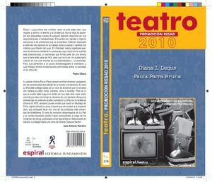 TEATRO. PROMOCIÓN RESAD 2010