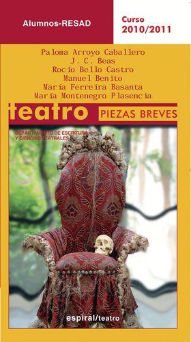 TEATRO. PIEZAS BREVES