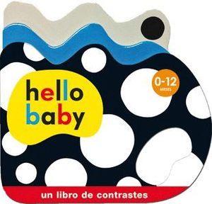 HELLO BABY LIBRO DE CONTRASTES