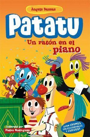 PATATU 3. UN RATÓN EN EL PIANO