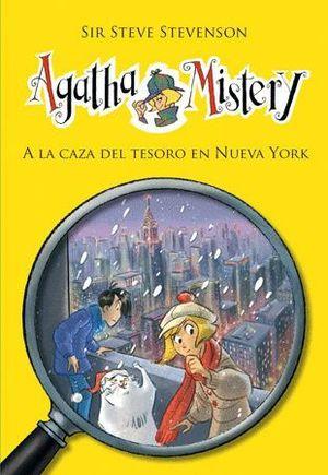 AGATHA MISTERY 14 A LA CAZA DEL TESORO EN NUEVA YORK