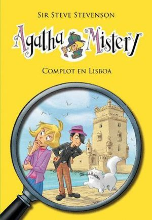 AGATHA MISTERY 18 COMPLOT EN LISBOA