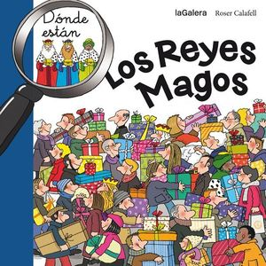 LOS REYES MAGOS ¿DONDE ESTAN?