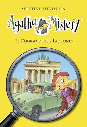 AGATHA MISTERY 23 EL CODIGO DE LOS LADRONES