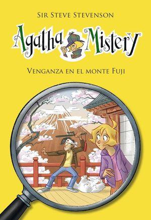 AGATHA MISTERY 24 VENGANZA EN EL MONTE FUJI