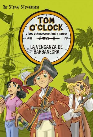 TOM O'CLOCK 4 LA VENGANZA DE BARBANEGRA