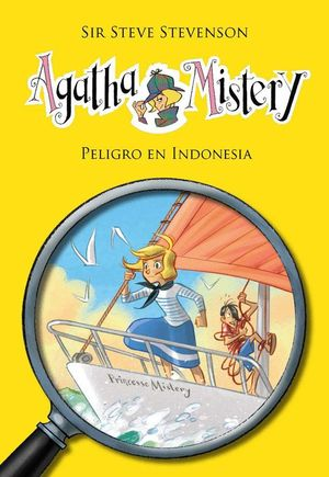 AGATHA MISTERY 25 PELIGRO EN INDONESIA