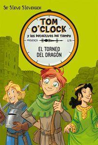 TOM O'CLOCK 7. EL TORNEO DEL DRAGÓN
