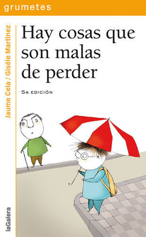 HAY COSAS QUE SON MALAS DE PERDER