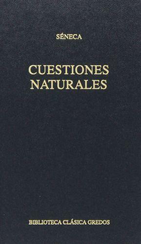 CUESTIONES NATURALES