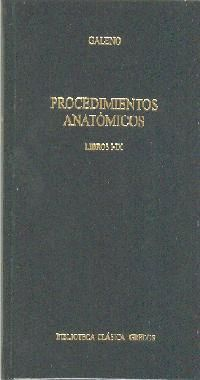 PROCEDIMIENTOS ANATOMICOS