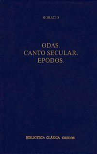 ODAS / CANTO SECULAR / EPODOS