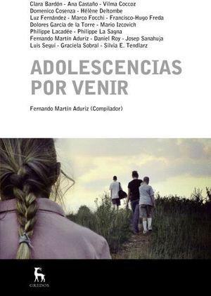 ADOLESCENCIAS POR VENIR