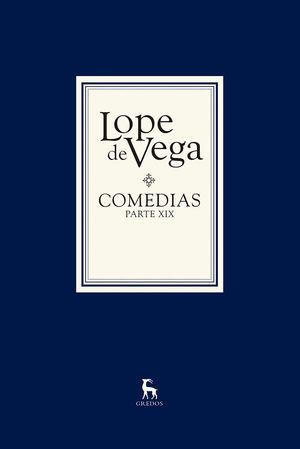 COMEDIAS PARTE XIX (ESTUCHE 2VOLS.)