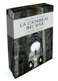 LA CATEDRAL DEL MAR (ESTUCHE)