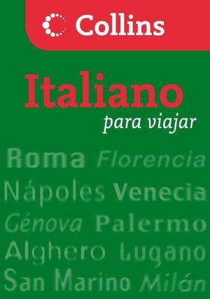 GUIA CONVERSACION PARA VIAJAR ITALIANO