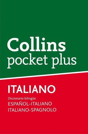 COLLINS POCKET PLUS ESPAÑOL - ITALIANO ITALIANO-SPAGNOLO