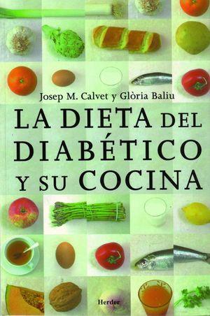 LA DIETA DEL DIABETICO Y SU COCINA